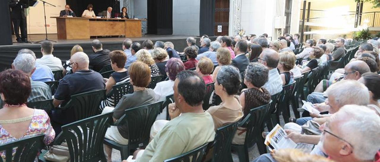 Acte inagural de l'edició de la Universitat d'Estiu de Gandia al 2019 | XIMO FERRI