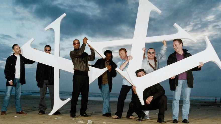 El grupo inglés UB40 actuará en Pelícano el 1 de diciembre