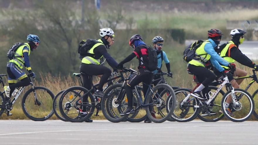 El Consell pide a Sánchez que senderistas y ciclistas puedan salir del término municipal