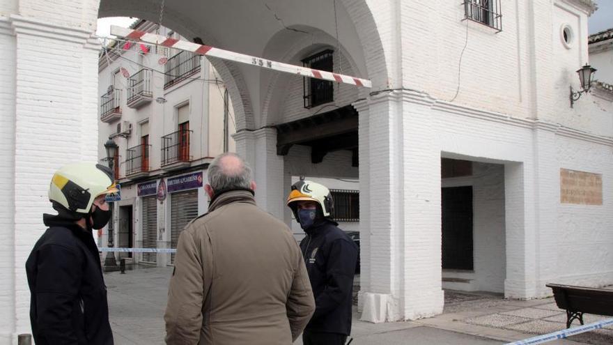 """Achacan los """"pequeños"""" terremotos al hundimiento de la Cuenca de Granada"""