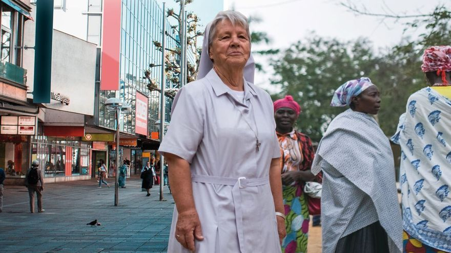 Una misionera alistana pone cara a la campaña del Domund