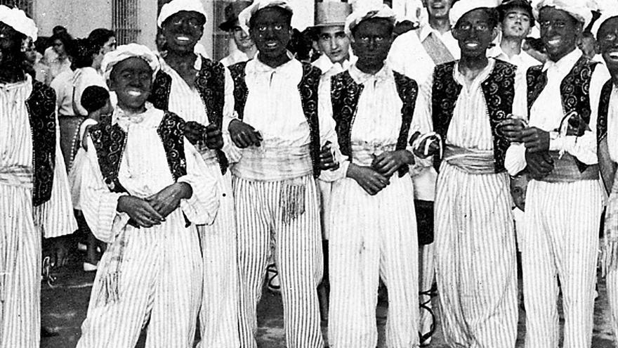 """Pau Pertegaz: """"Les danses de negrets indiquen l'origen de les muixerangues"""""""