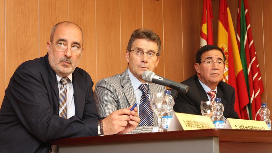 El zamorano Andrés Pérez, tesorero del Consejo de Enfermería de Castilla y León