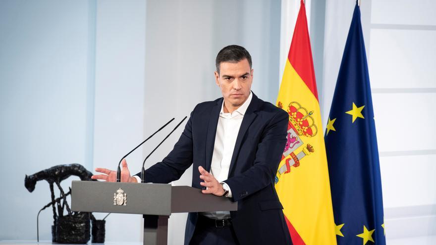 Sánchez anima a unirse al espacio a la izquierda del PSOE para elecciones