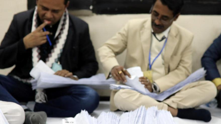 La oposición de Bangladesh rechaza las elecciones