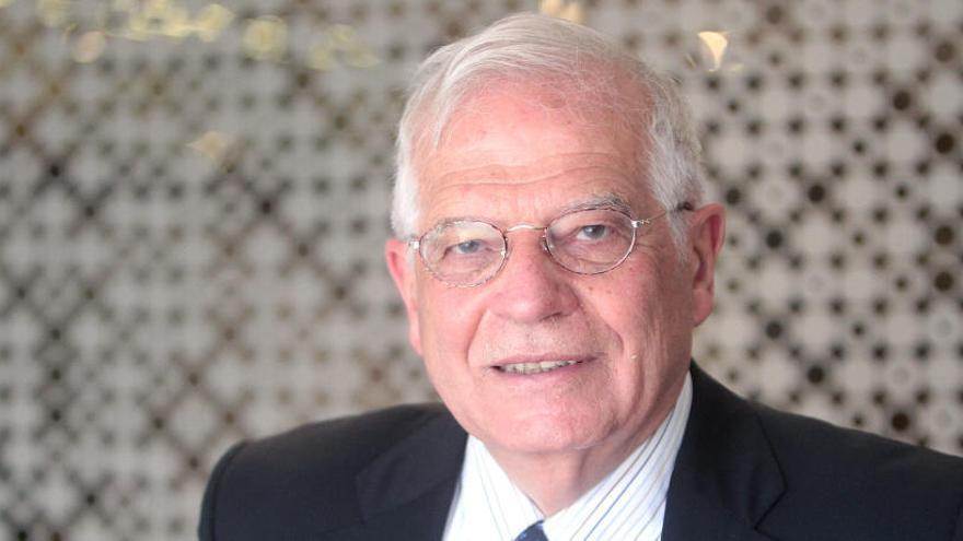 Borrell, una larga experiencia para la diplomacia europea