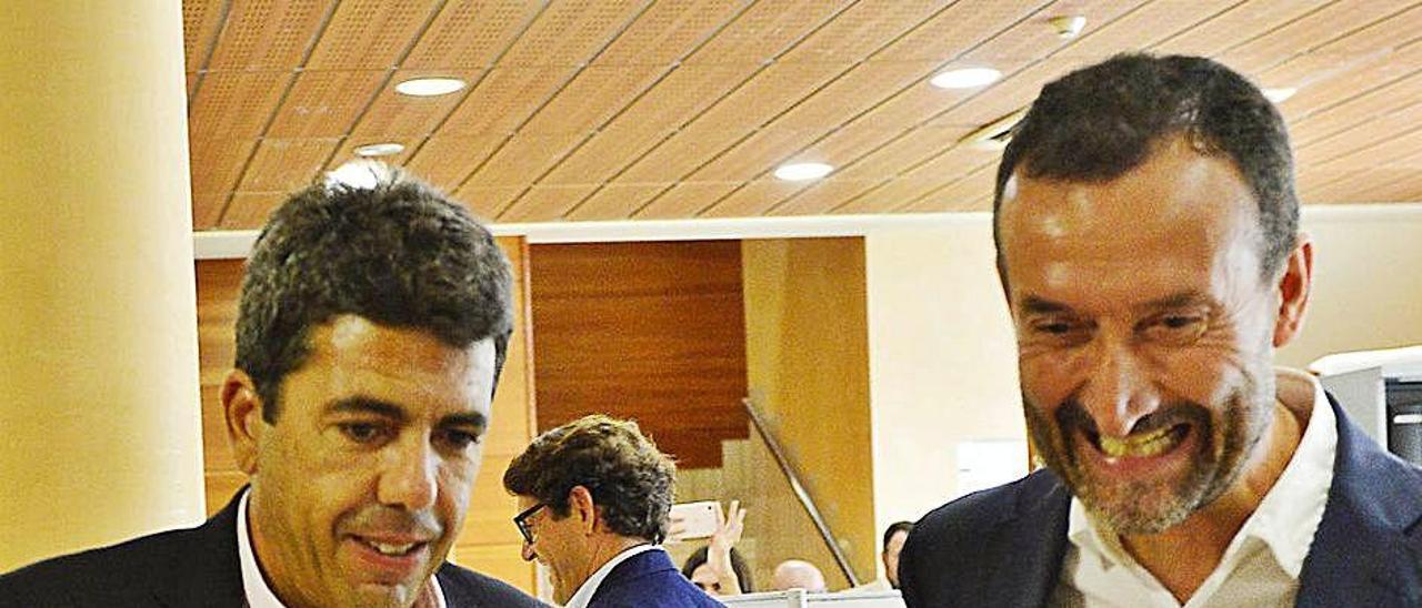 «Es improcedente que Mazón tome decisiones sobre Elche sin contar con el Ayuntamiento»