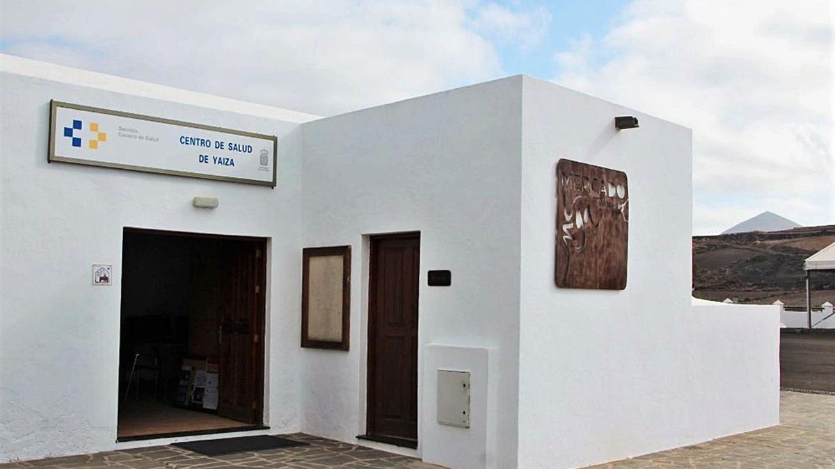 Centro de salud de Yaiza. | | YAIZA.ES