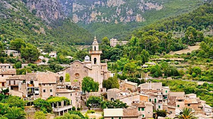 Valldemossa es el pueblo más rico de la isla con una renta media  que casi duplica la de Vilafranca
