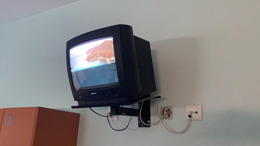 El negocio de las televisiones en los hospitales de Aragón