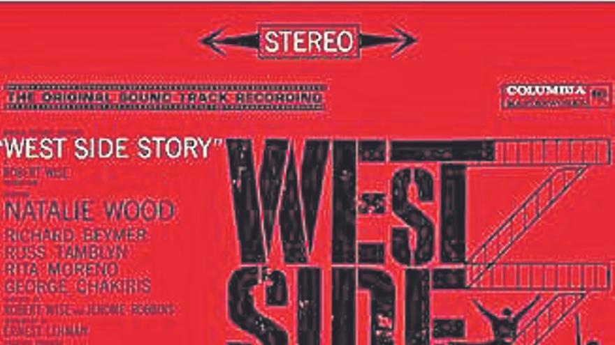 Maria (West Side Story), con Leonard Bernstein