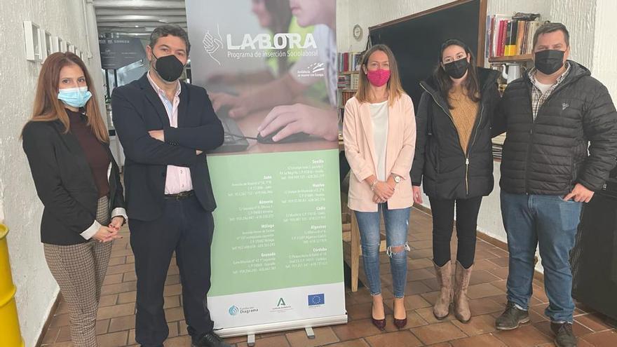 La empresa  Rustic Experience Andalucía tutela a jóvenes para ser cocineros profesionales y obtener una salida laboral en Ronda