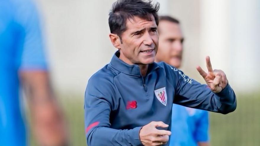 Marcelino se lleva al psicólogo del Valencia