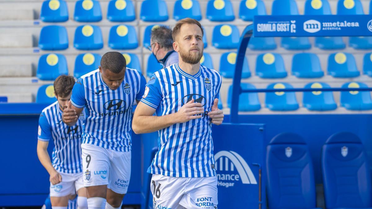 Cordero renueva con el Atlético Baleares hasta 2023