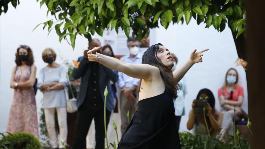 Danza poética para celebrar el día de los museos en Córdoba