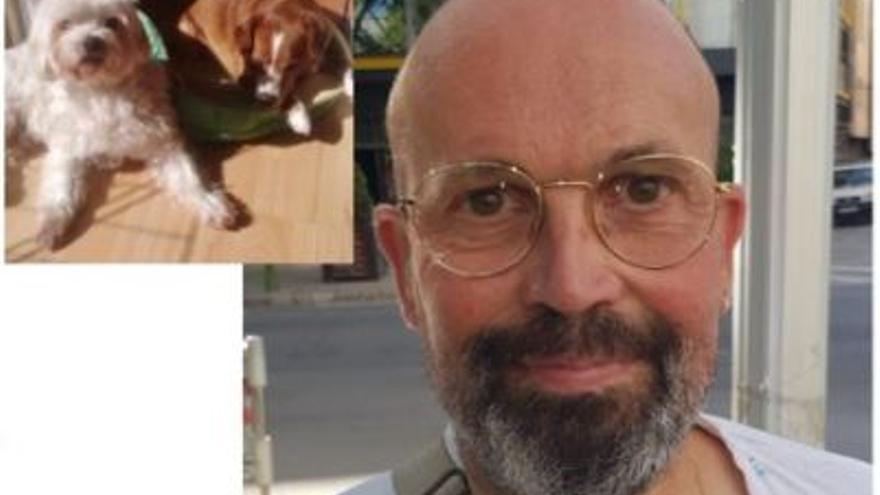 Buscan a un hombre de 53 años desaparecido desde el miércoles en Palma