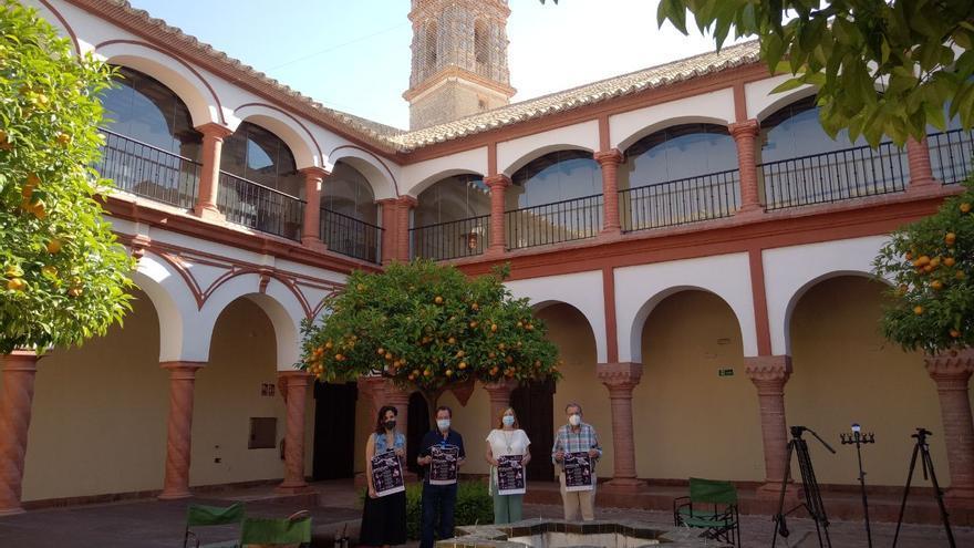El convento de Santa Clara abre sus puertas al flamenco en Palma del Río