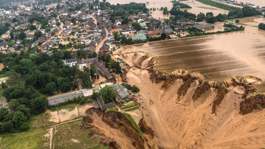 Las inundaciones en Alemania dejan ya al menos 135 muertos