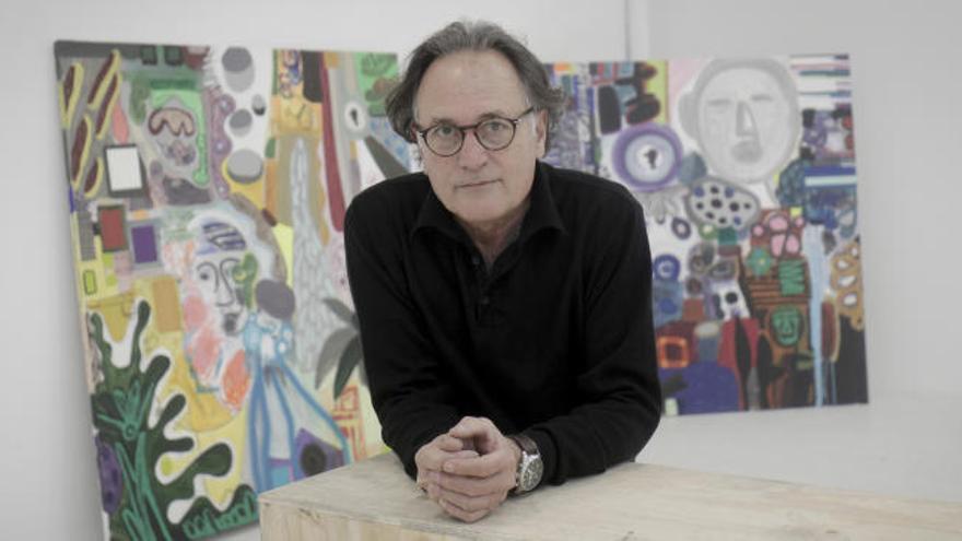 Rafa Forteza, premiado en la feria internacional de arte contemporáneo Estampa