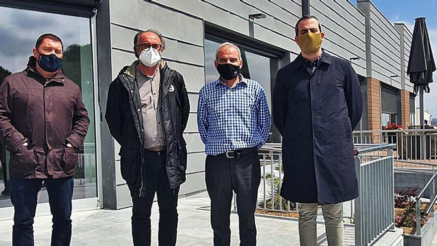 Esparreguera obre un tanatori que genera energia a partir dels forns crematoris