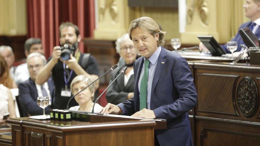 Vox anuncia que recurrirá el mantenimiento del toque de queda en Baleares