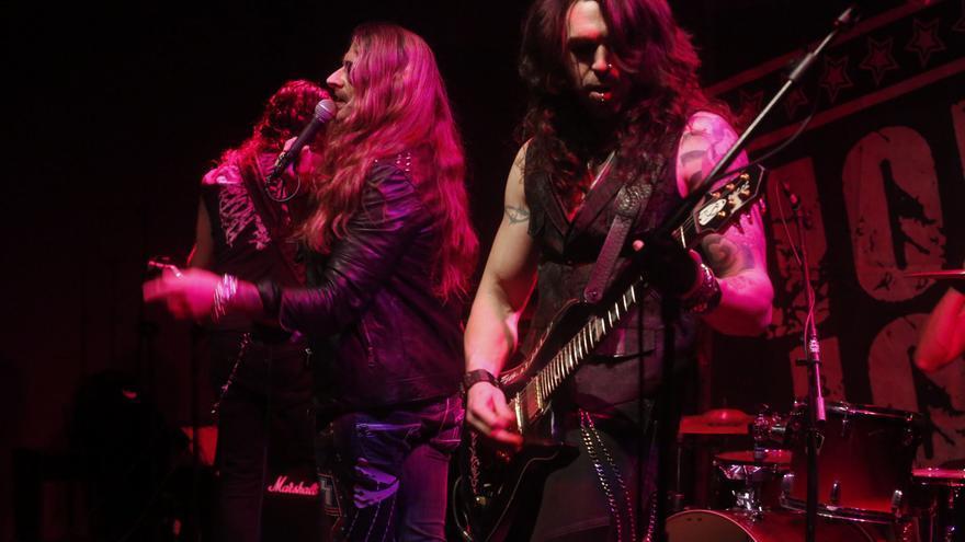 """""""Leather Boys""""  aplaza su concierto en Avilés al 5 de diciembre"""