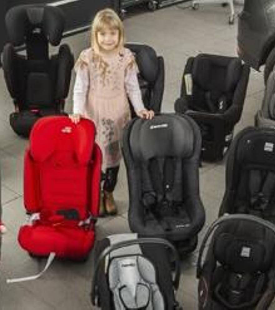 Estas son las sillas infantiles más y menos seguras