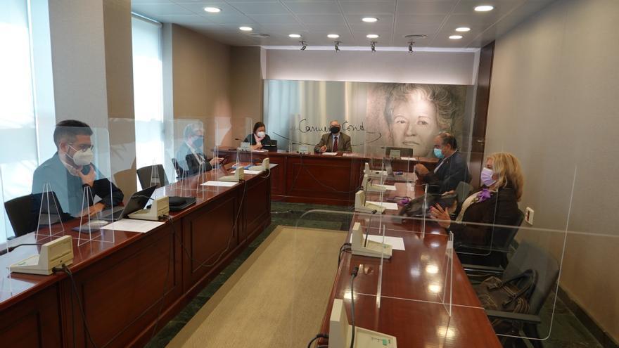 El PSOE impide la declaración institucional contra el cambio de las reglas de explotación del Trasvase