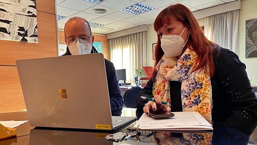 Alzira recupera la baja tasa de contagios que tenía el 3 de septiembre