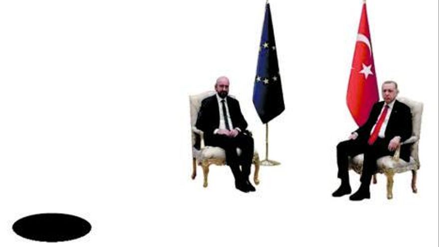 Diplomacia de sofá