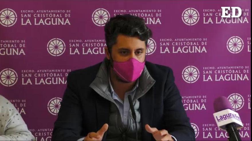 La Laguna programa tres semanas de actividades por el Día Internacional contra las Violencias Machistas