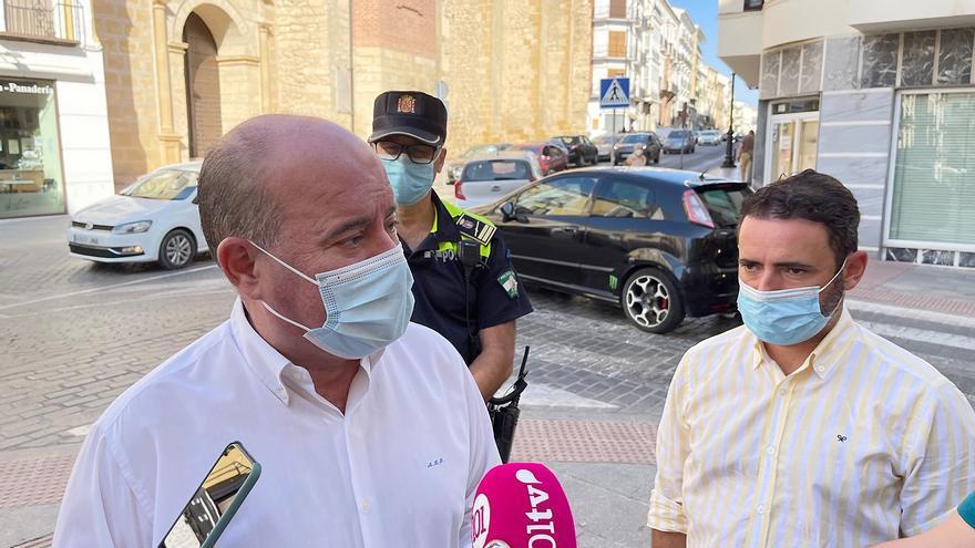 La remodelación de la calle Infante Don Fernando de Antequera comenzarán en septiembre