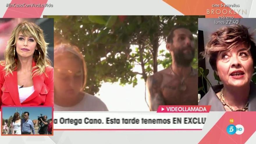Un presentador de Telecinco amenaza a un colaborador de Viva la Vida en pleno programa