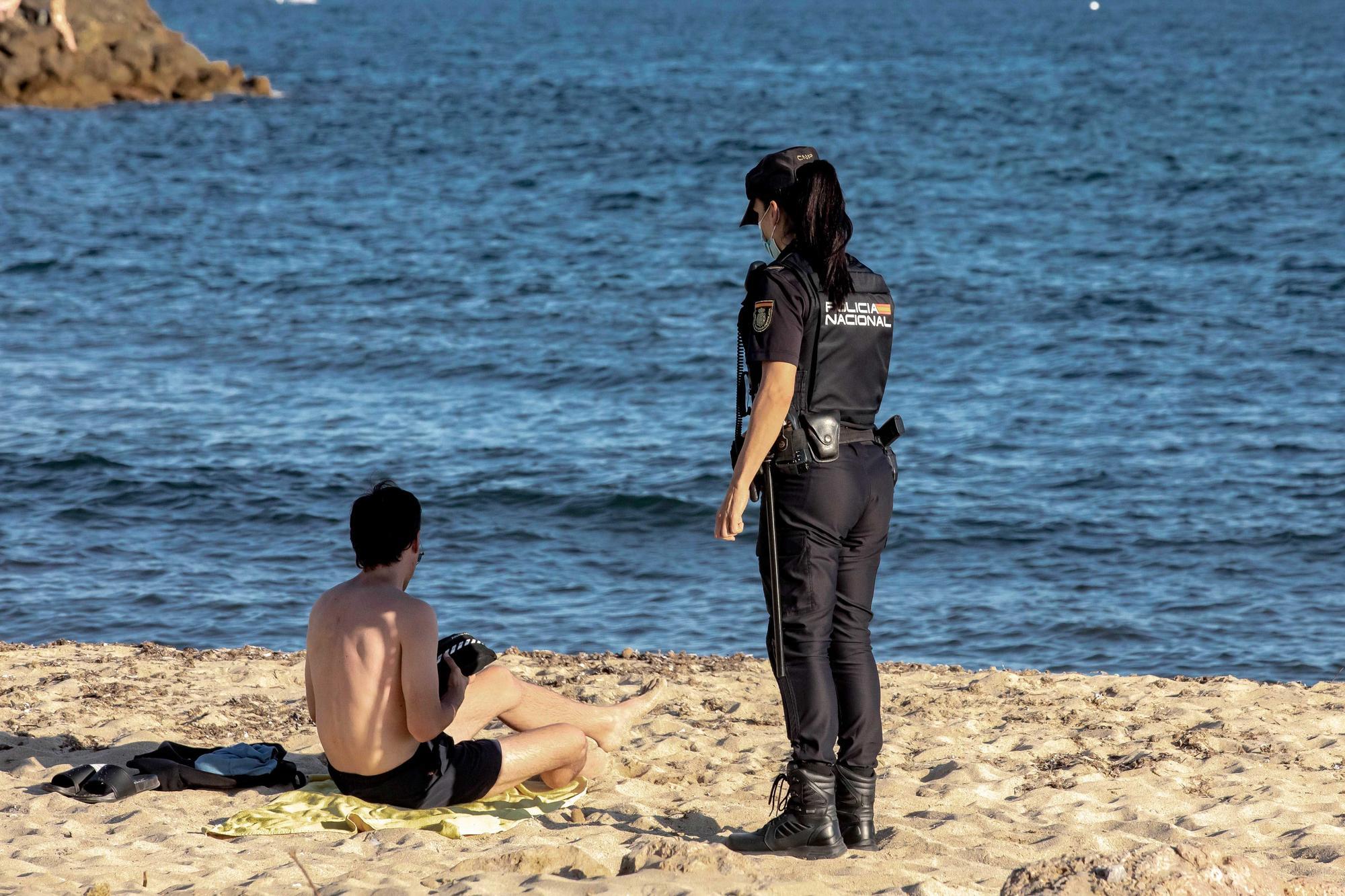 Otra Nit de Sant Joan sin playa