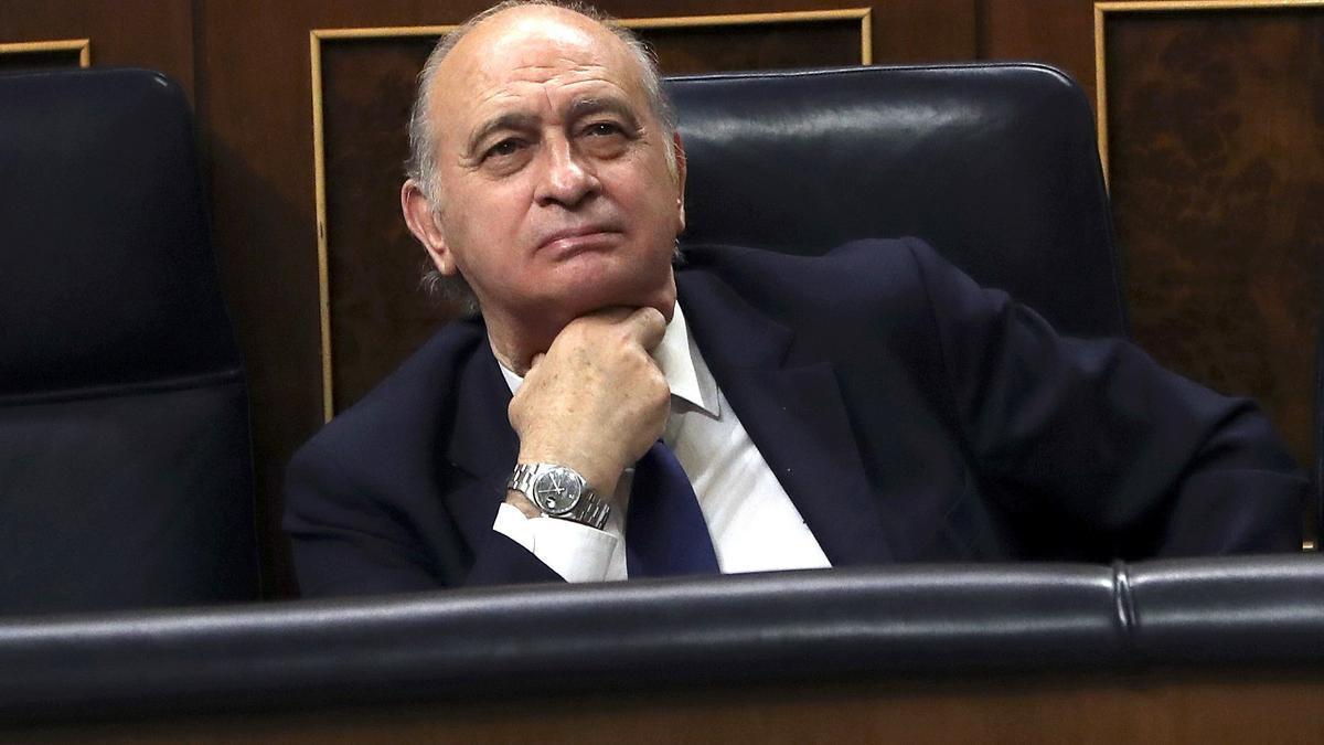 Jorge Fernández Díaz, en una foto de archivo.