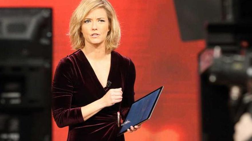 María Casado vuelve a TVE para presentar un programa en el prime time de La 1