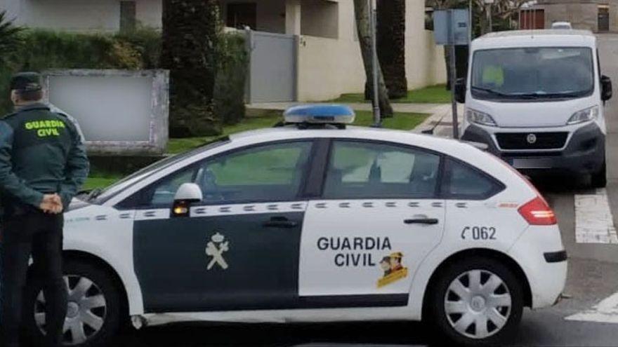Aparece el cadáver de un hombre con heridas de arma blanca en Mondariz