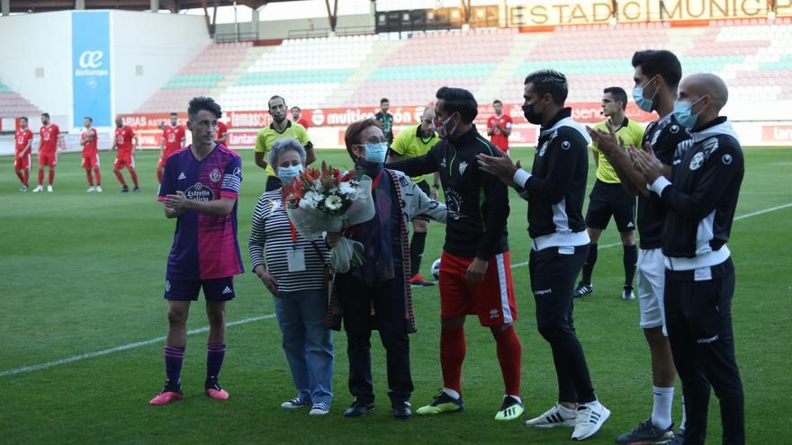 El Zamora CF se lleva el Memorial Villar tras marcar el único gol ante Valladolid y Guijuelo