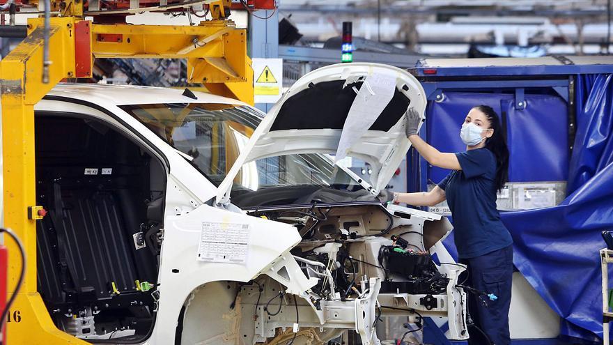 Stellantis prepara el lanzamiento en enero de la furgoneta Fiat, la quinta que fabricará Vigo