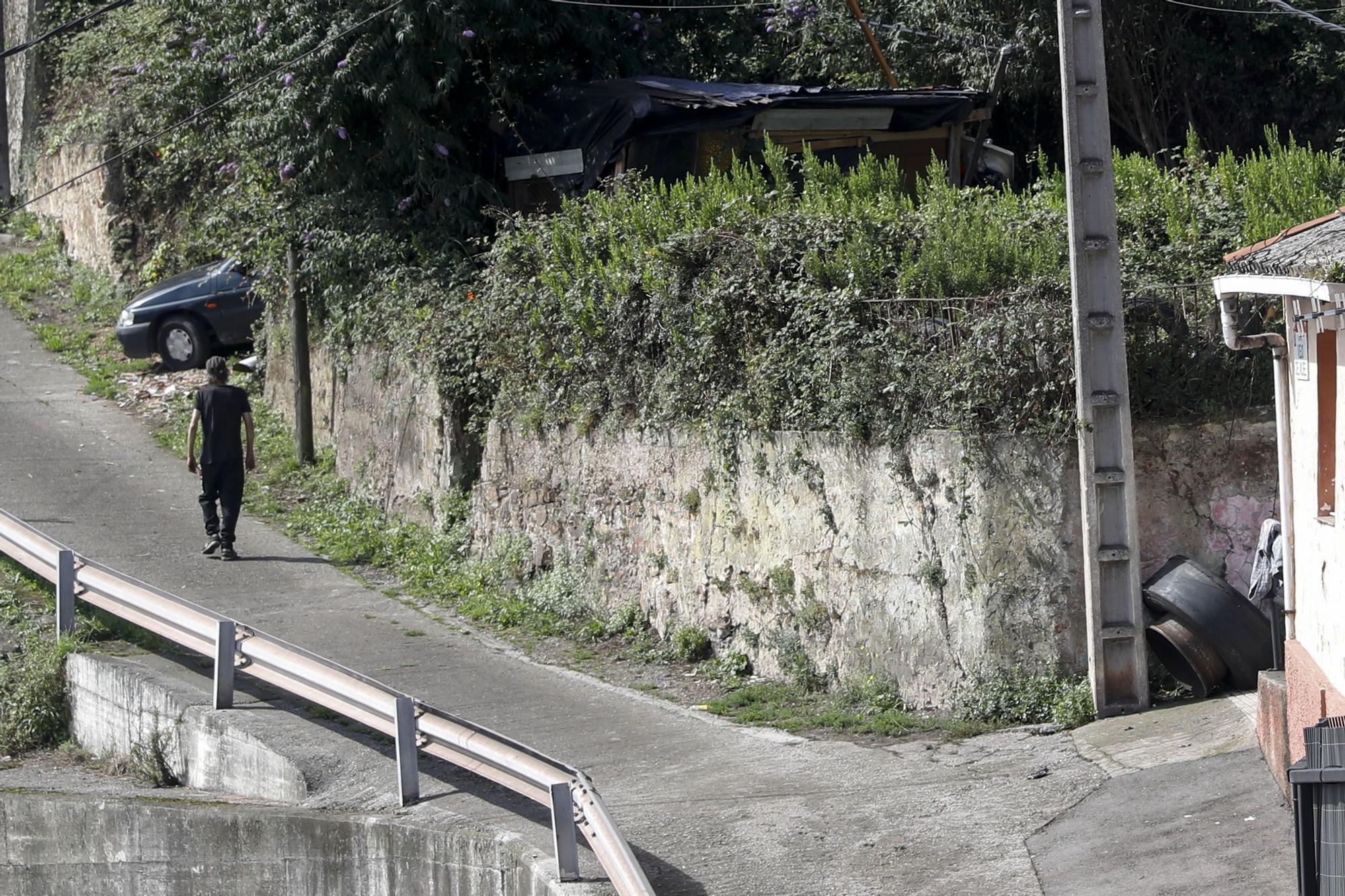 El Muselín, en lucha 'por no ser una favela'