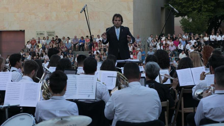 La Banda de Música de Zamora, seleccionada en la 134 edición del certamen internacional Ciudad de Valencia