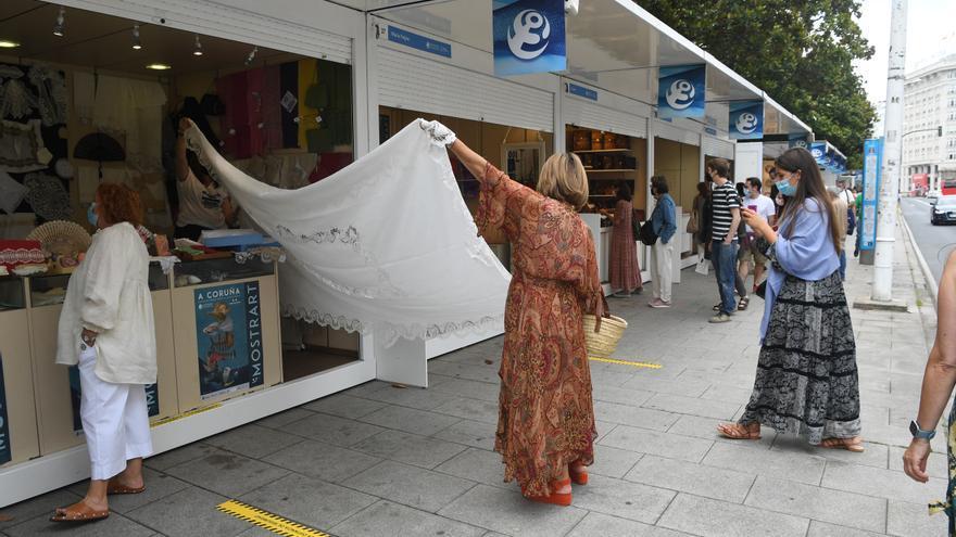 Feria de artesanía Mostrart