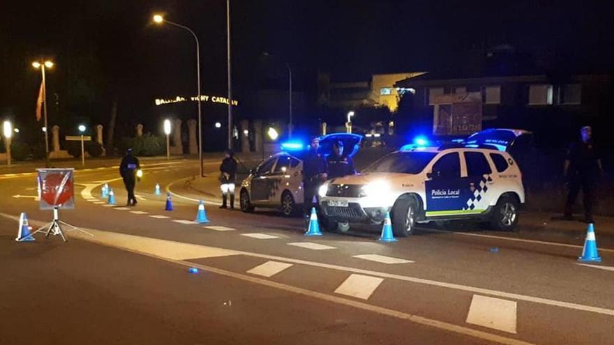 Avança la col·laboració policial entre Caldes, Cassà i Llagostera