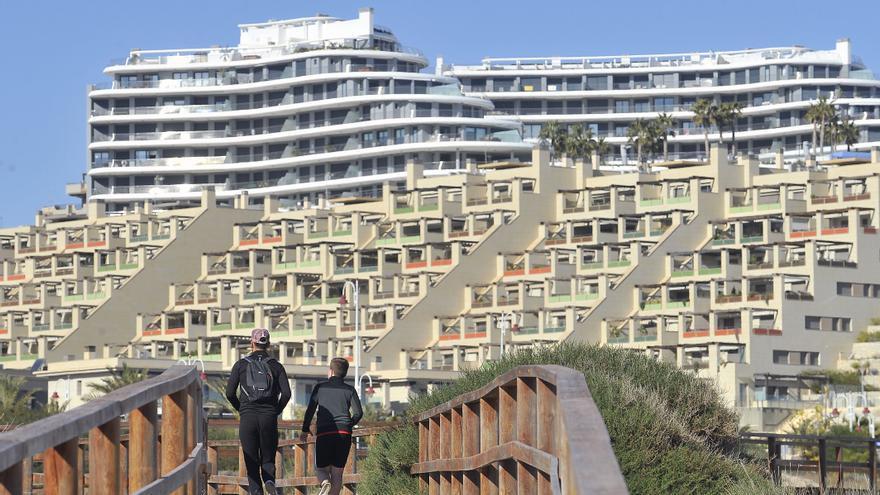 Elche subasta 1.200 metros cuadrados en el AR-1 de Arenales por 239.000 euros