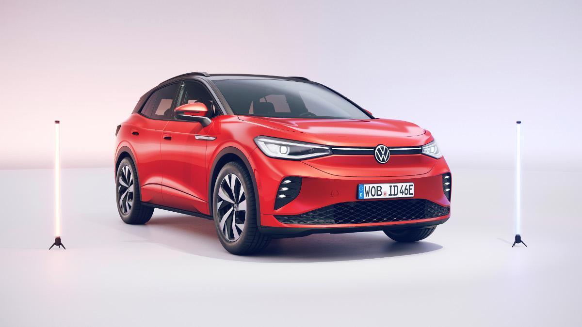 Nuevo Volkswagen ID.4 GTX: el SUV eléctrico de alto rendimiento ya tiene precio en España