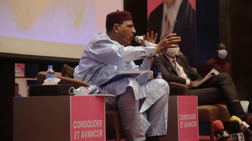 El oficialista Mohamed Bazoum gana las elecciones presidenciales en Níger