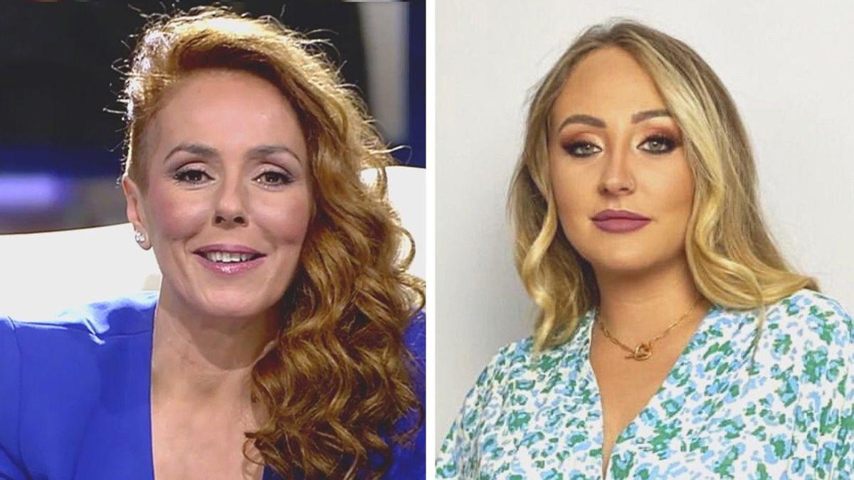 Rocío Carrasco se rapa el pelo y su hija la imita