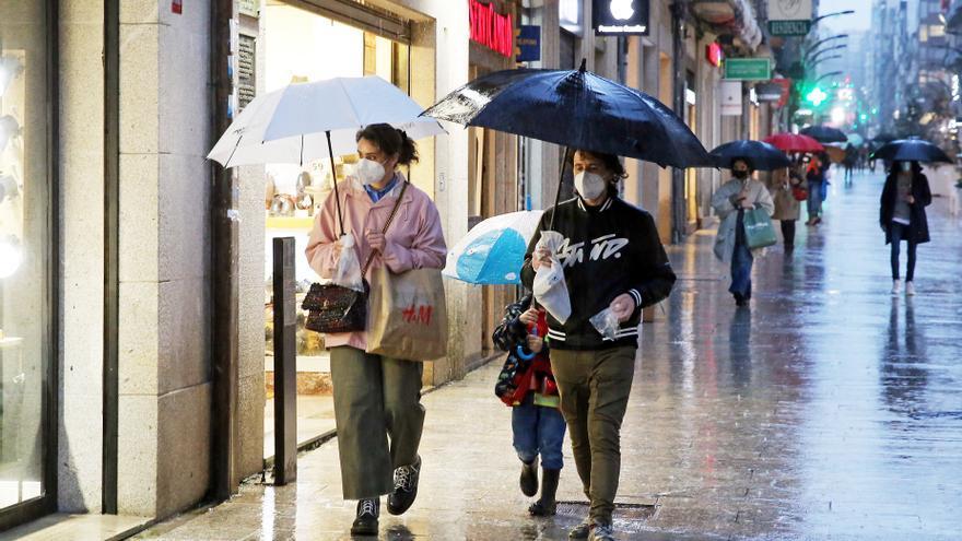 Tiendas y museos,  la avanzadilla de una tímida desescalada en Vigo