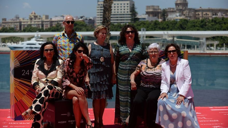 'Destello bravío' se lleva dos biznagas de plata en el Festival de Málaga