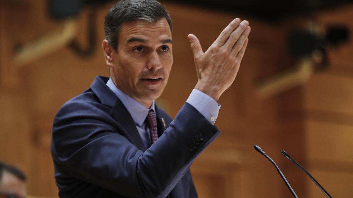 """Pedro Sánchez: """"Hay que reconocer lo que hace el Gobierno por Baleares"""""""